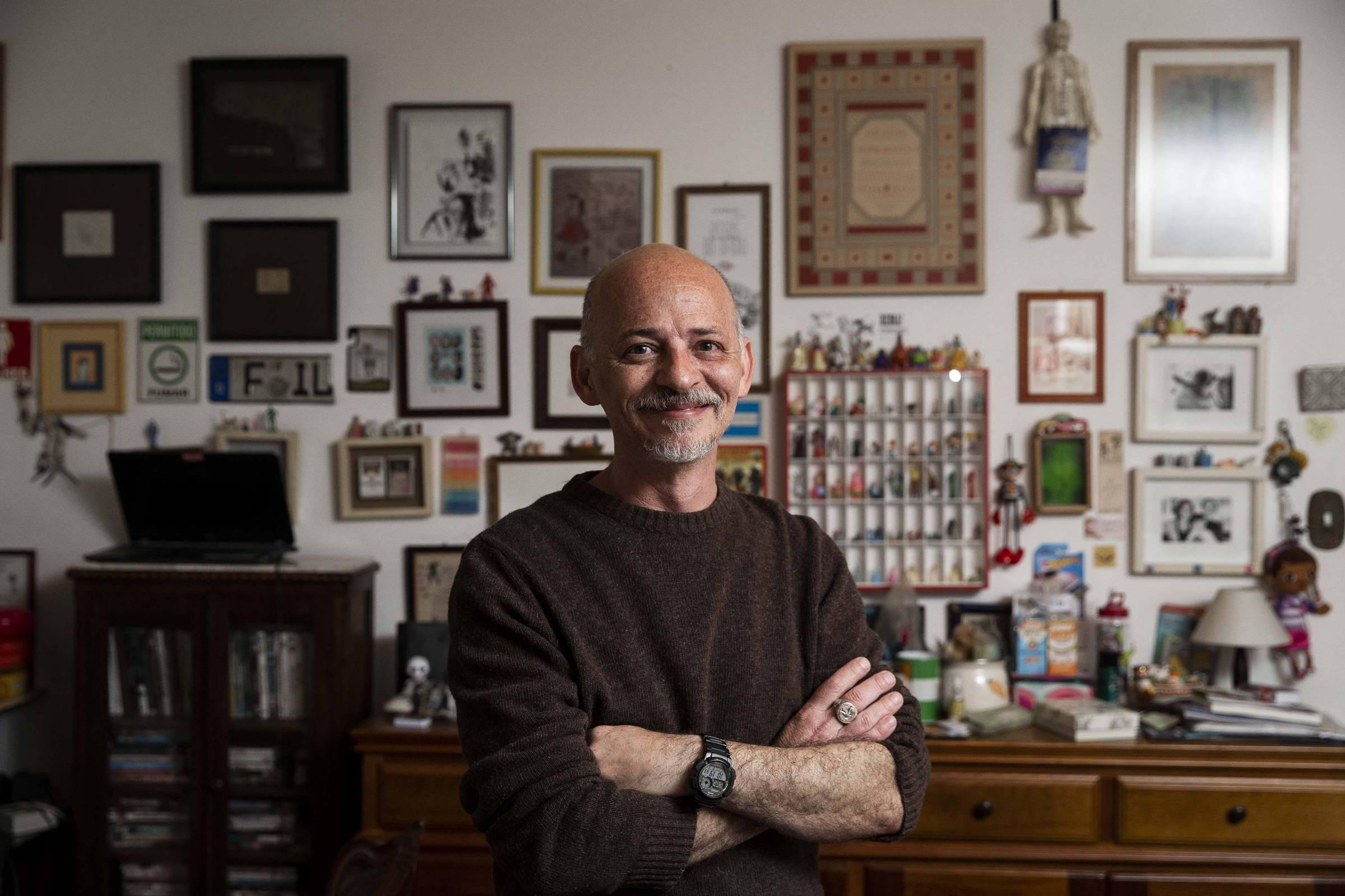 Lourenço Mutarelli realiza oficina literária na Balada Mês a Mês; confira informações