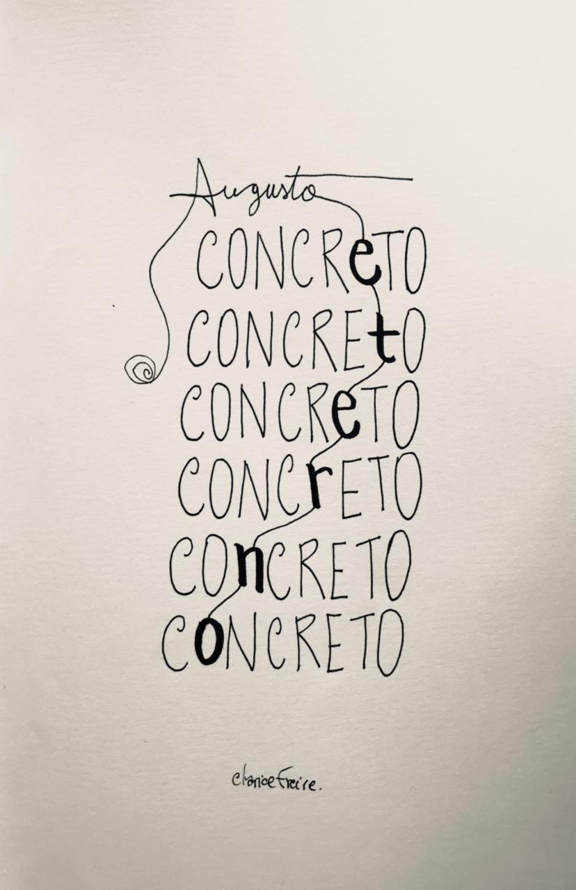 Homenagem a Augusto de Campos, por Clarice Freire