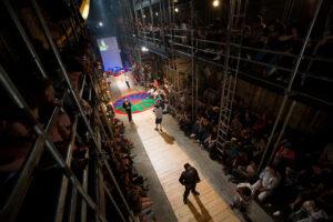 Teatro Oficina foi palco para abertura da Balada Literária 2014