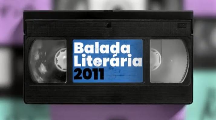 Melhores momentos da Balada Literária 2011 – Homenagem a Augusto de Campos