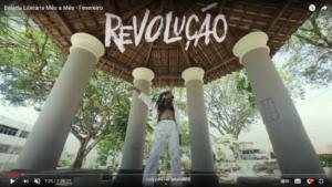 Gabi da Pele Preta lança clipe e a Balada Literária apoia essa Revolução