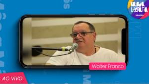 Apresentação de Walter Franco na Balada Literária de 2011