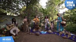 Balada Literária 2020: show do grupo As Clarianas