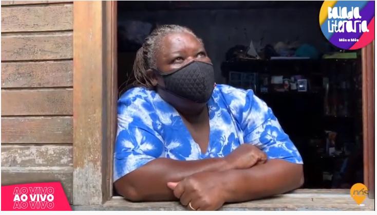 Reportagem com Raimunda Boaventura, realizada pelo coletivo 'Nós, mulheres da periferia'