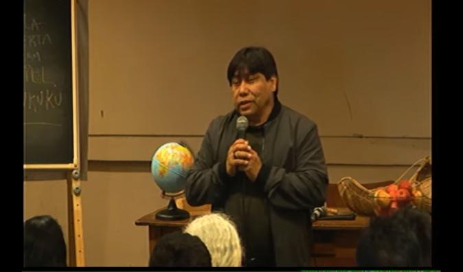 Balada Literária 2019: Uma aula sobre literatura indígena com Daniel Munduruku