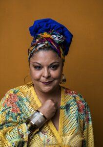 Em junho, Fabiana Cozza ministra o curso 'Canto é reza' na Balada Literária