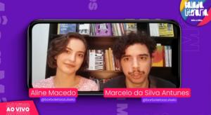 Aline Macedo e Marcelo da Silva Antunes