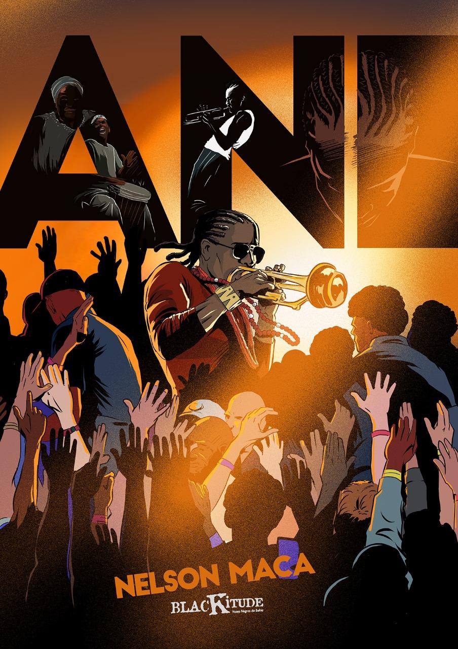 Nelson Maca conta história de astro pop negro baiano em romance de estreia, que será lançado em julho