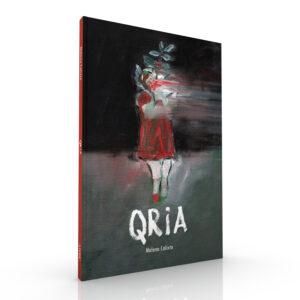 PRÉ-VENDA: livro 'Qria', de Malena Calixto – AUTOGRAFADO