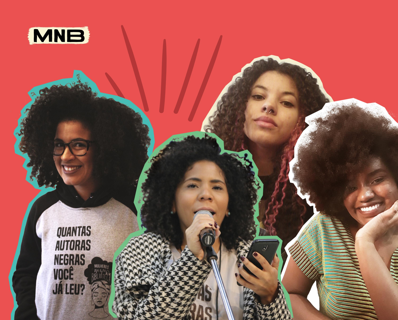 Coletivo de incentivo à leitura, Mulheres Negras na Biblioteca, faz parte da curadoria da edição de 2021 da Balada Literária