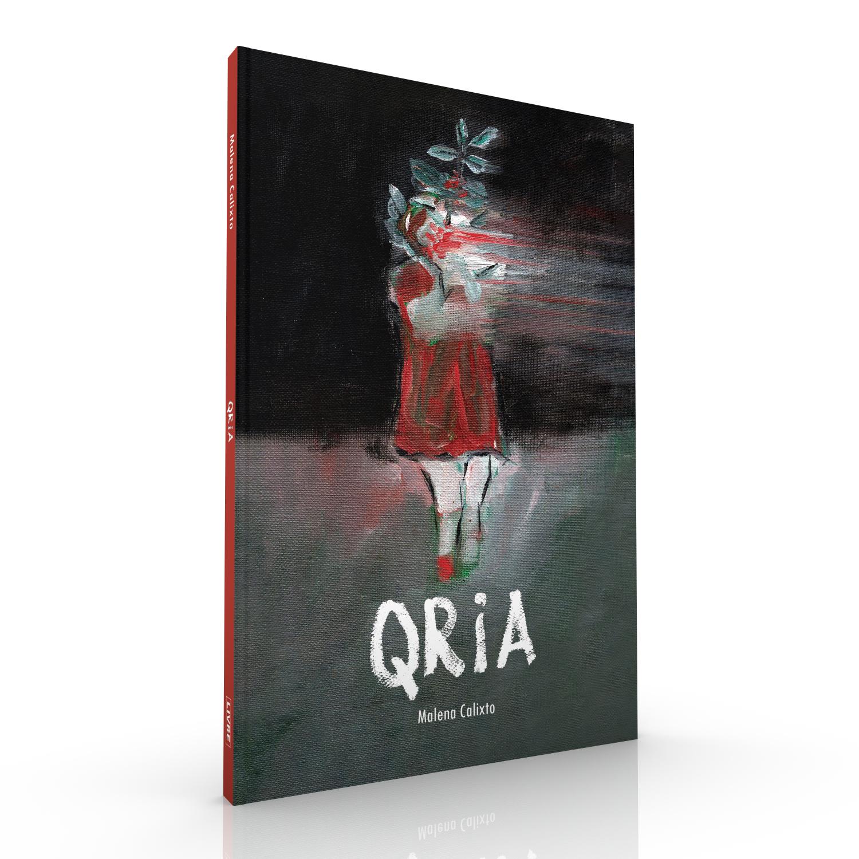 [PRÉ-VENDA] – Leia um trecho do livro 'Qria', de Malena Calixto