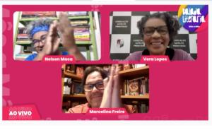 Vera Lopes é a homenageada da Balada Literária de Salvador (BA)