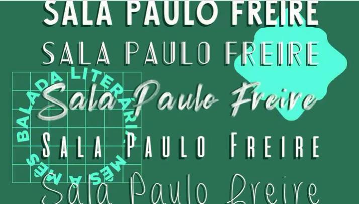 Assista aos trechos das aulas da Sala Paulo Freire, que celebrou o centenário do patrono da educação